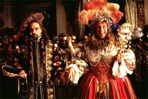 Aramis and Porthos at the Ball