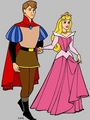 Aurora and Prince Phillip
