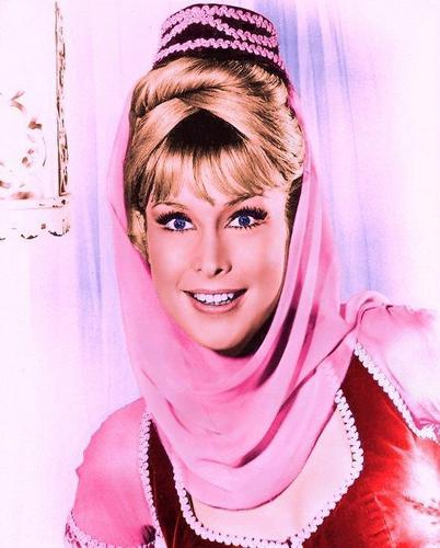 I Dream of Jeannie wallpaper titled Barbara Eden as Jeannie