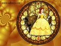 Beauty and the Beast achtergrond
