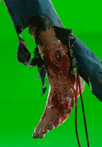 Behind the Scenes - Warning! Very Graphic!