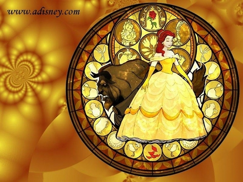 Belle Wallpaper - disney-princess Wallpaper