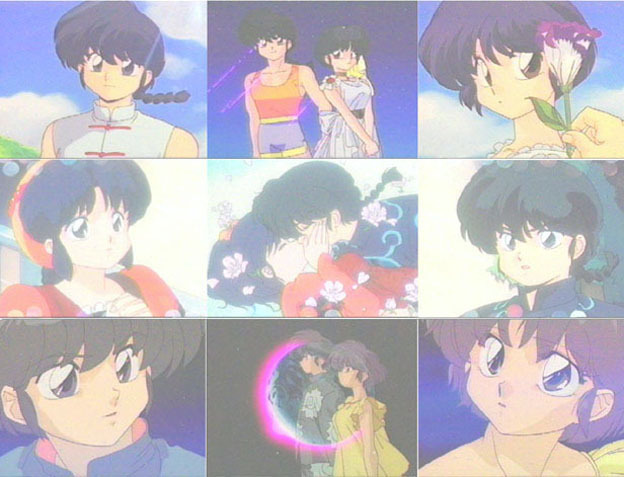 Best scenes R & A - ranma-1-2 photo