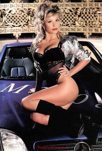 Blondes n Cars