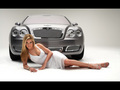 Blondes n Cars - girls-n-cars wallpaper