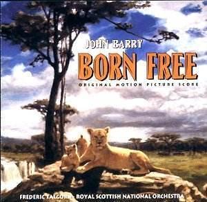 Born Free Original Motion Picture Score