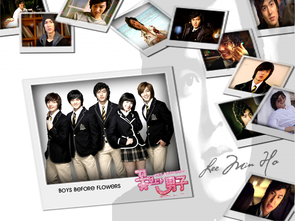 Boys Over Flowers Wallpaper