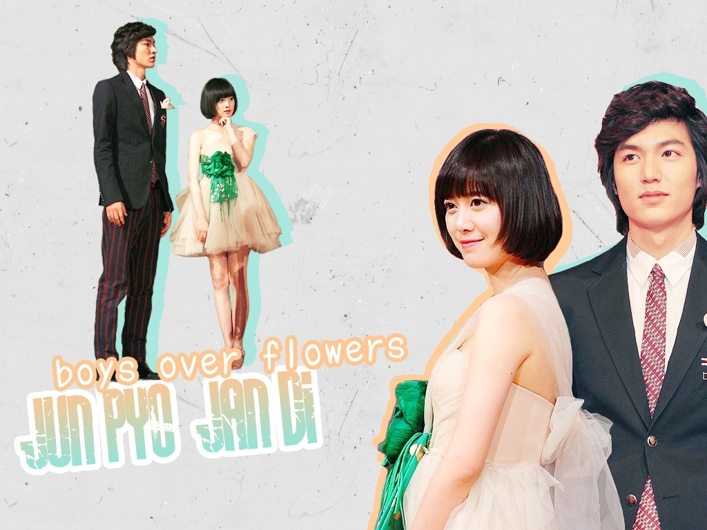 Boys over Flowers - Boys Over Flowers Wallpaper (6468211) - Fanpop