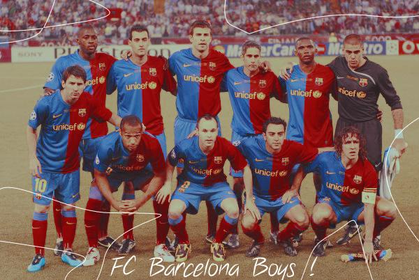 barcelona fc. Braca - FC Barcelona Fan Art