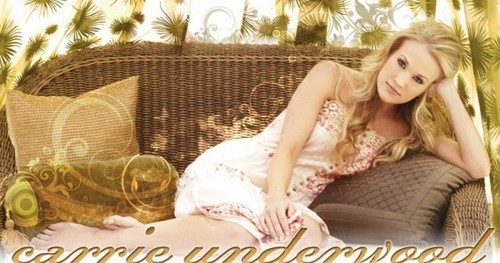 Carrie Underwood wallpaper probably with a drawing room called Carnival Ride Album Shoot