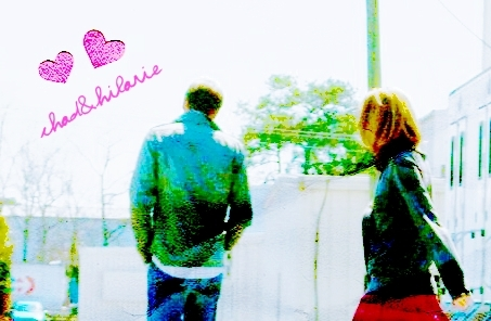 Chad and Hilarie wallpaper probably with an outerwear and a well dressed person called Chad & Hil <3