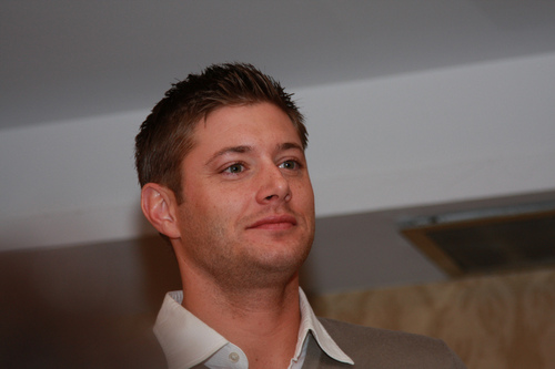 Chicago Supernatural Creation Convention November 2008  - jensen-ackles Photo