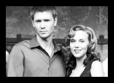 Chad and Hilarie wallpaper probably with a portrait called Chil.
