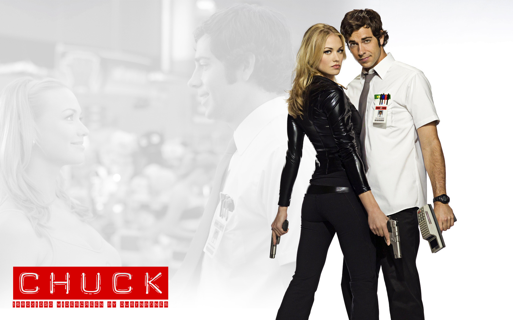 Chuck &amp; Sarah
