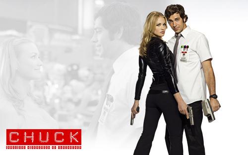 Chuck and Sarah