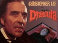 Christopher Lee as Dracula - hammer-horror-films wallpaper