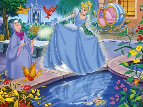 Cinderella wallpaper probably containing a bouquet, a mantilla, and a tepee entitled Cinderella Wallpaper