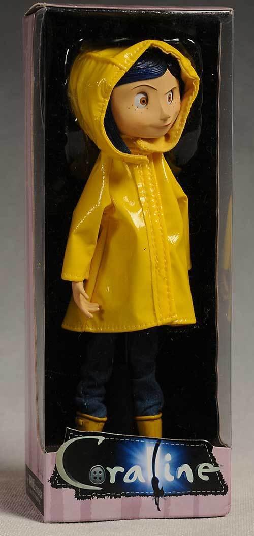 Coraline Figure