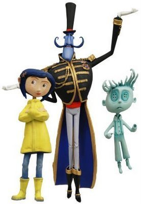 Coraline Hintergrund probably with a surcoat, wappenrock titled Coraline Figure