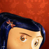 Coraline foto with a portrait titled Coraline
