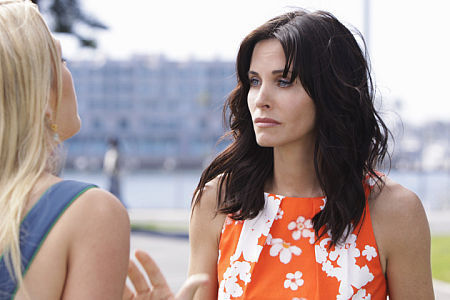 Cougar Town Pilot Promotional Pictures