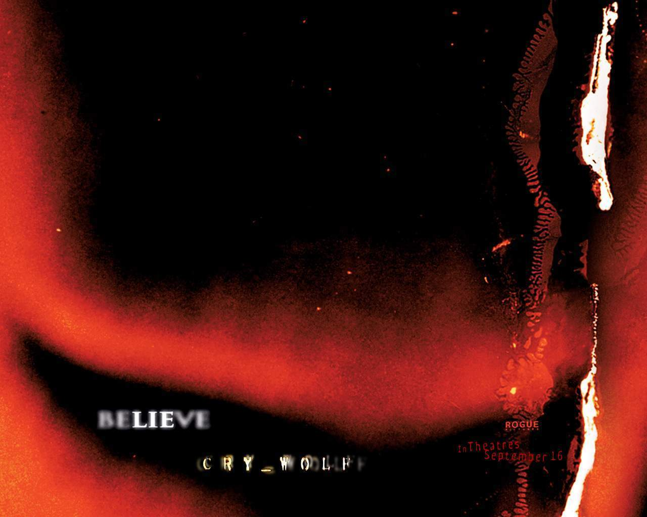 Cry Wolf Wallpapers  Horror Movies Wallpaper 6444395 Fanpop