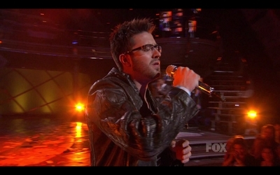 Danny Gokey wallpaper probably containing a concert titled Danny :)