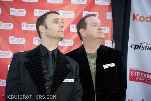 David Beeler and Tom Konkle