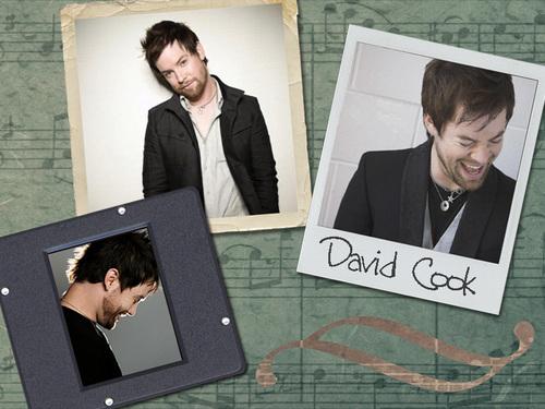 David Cook پیپر وال