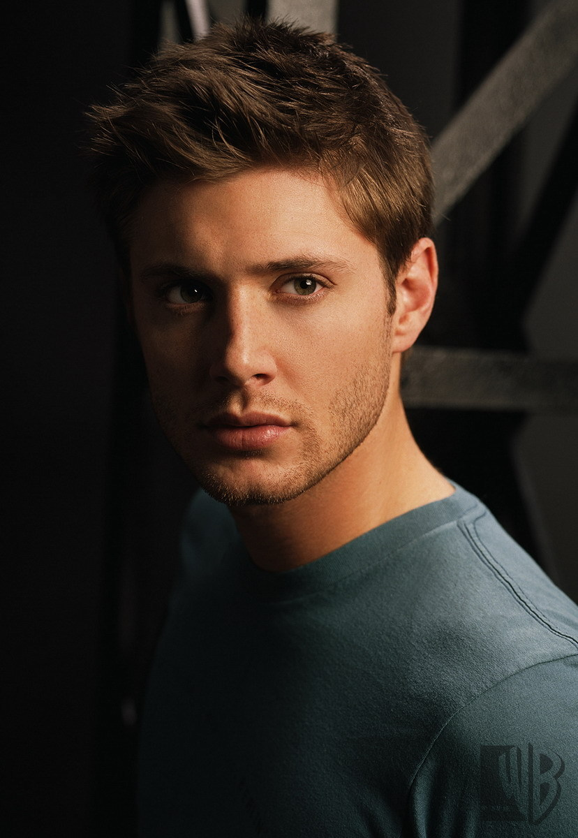 Jensen Ackles Natural Hair Color