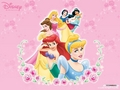classic-disney - Disney Princesses wallpaper