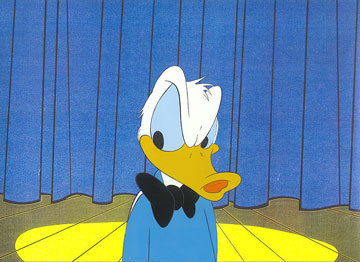 Donald بتھ, مرغابی