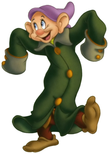 7 dwarfs pictures dopey from snow