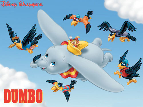 Dumbo - classic-disney Wallpaper
