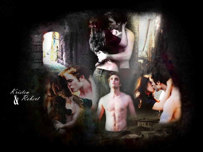 edward and bella wallpapers. Edward amp; Bella Wallpaper 2