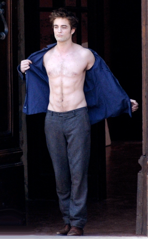 Edward **Wipes drool off face**
