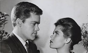 Elizabeth With Doug McClure