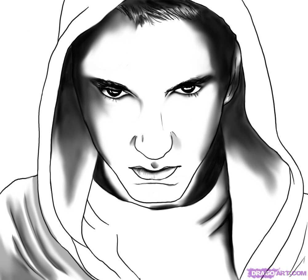 Eminem , Draw