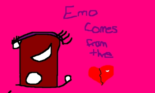 Emo wallpaper titled Emo