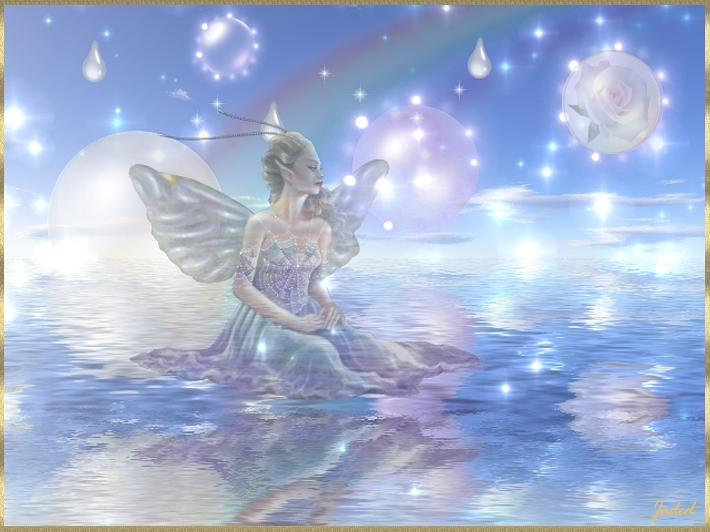 Fairy Wallpaper - fairies wallpaper