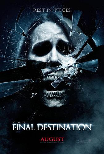 Final Destination 4 Poster