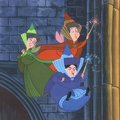 Flora, Fauna and Merryweather