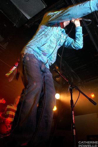 Forever The Sickest Kids - 4/30/09 (Crazy Donkey)