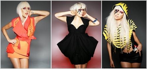 Gaga Picspam. <3
