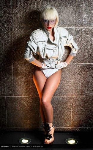 Gaga for Ella Pellegrini 2009