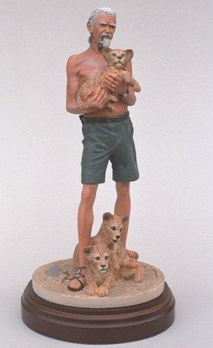 George Adamson Commemorative Statue