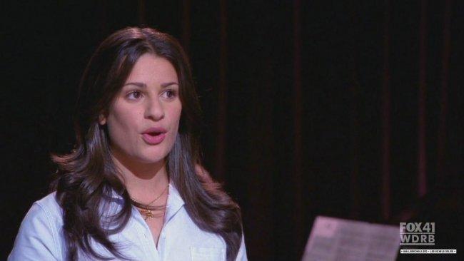 Michelle Season 1 Lea Michele Glee Season 1
