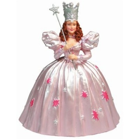 Glinda The Good Witch Figurine - the-wizard-of-oz Fan Art