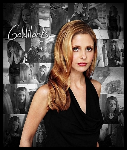 Buffy The Vampire Slayer kertas dinding possibly with a portrait called Goldilocks