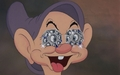 Dopey with Diamond Eyes